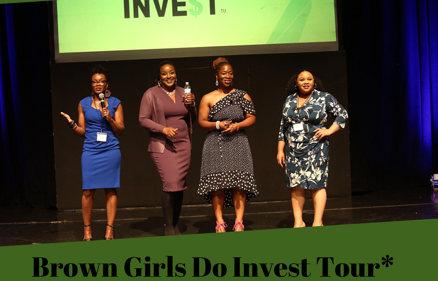 Brown Girls Do Invest Launches Financial Education Tour for Black Women