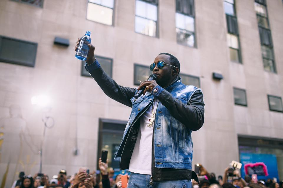 "Alkaline Water Acquires Sean Diddy"" Combs-backed AQUAhydrate"