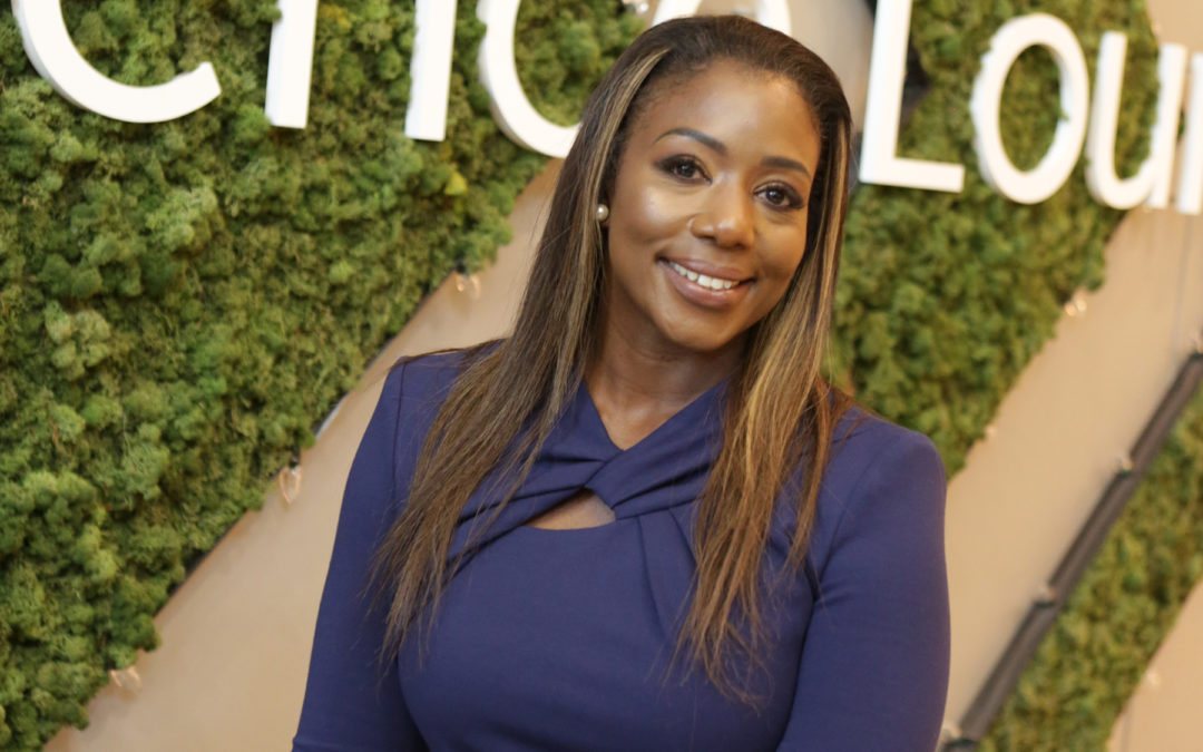 Black Women in Tech: Dell's Only Black Woman Senior Vice President