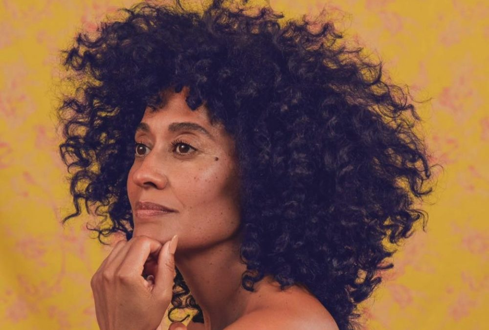 Tracee Ellis Ross Wants Us to Celebrate the 'PATTERN' of Our Natural Hair