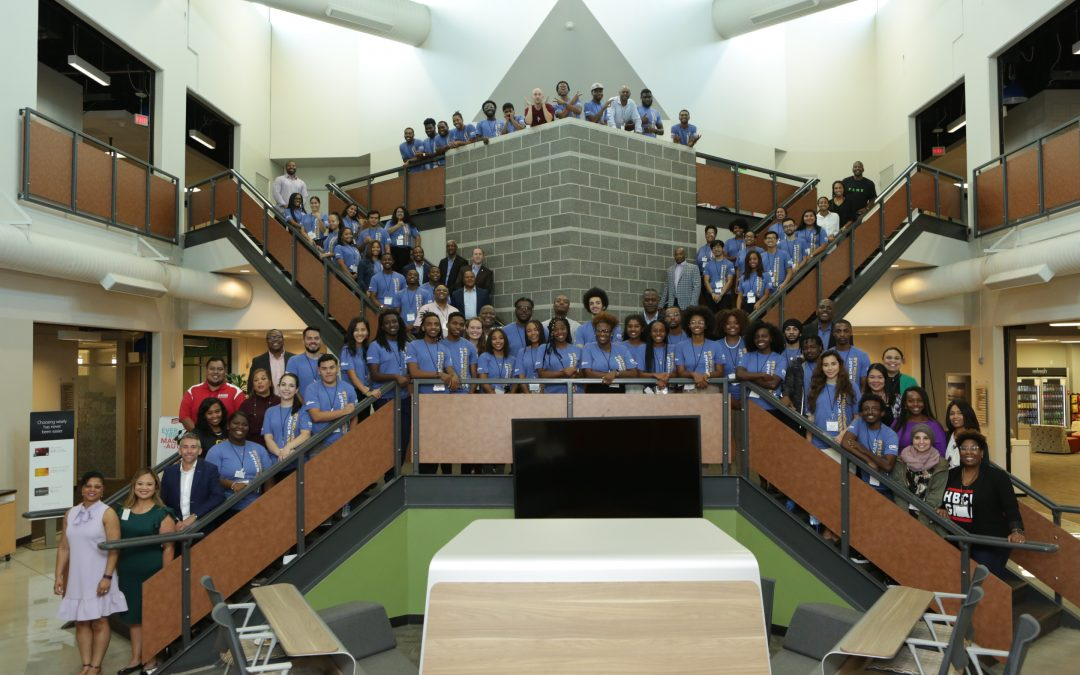 Dell Technologies Builds Tech Pipeline for Black and Latinx Students