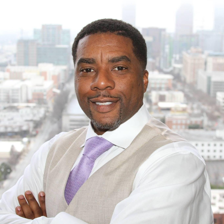 Devin Robinson of Urban Business Lending Group