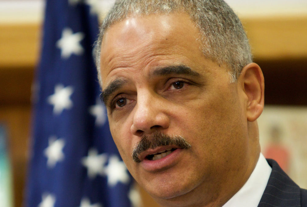 Former Attorney General Eric Holder Protects Voting Rights in North Carolina With Redistricting Case Victory