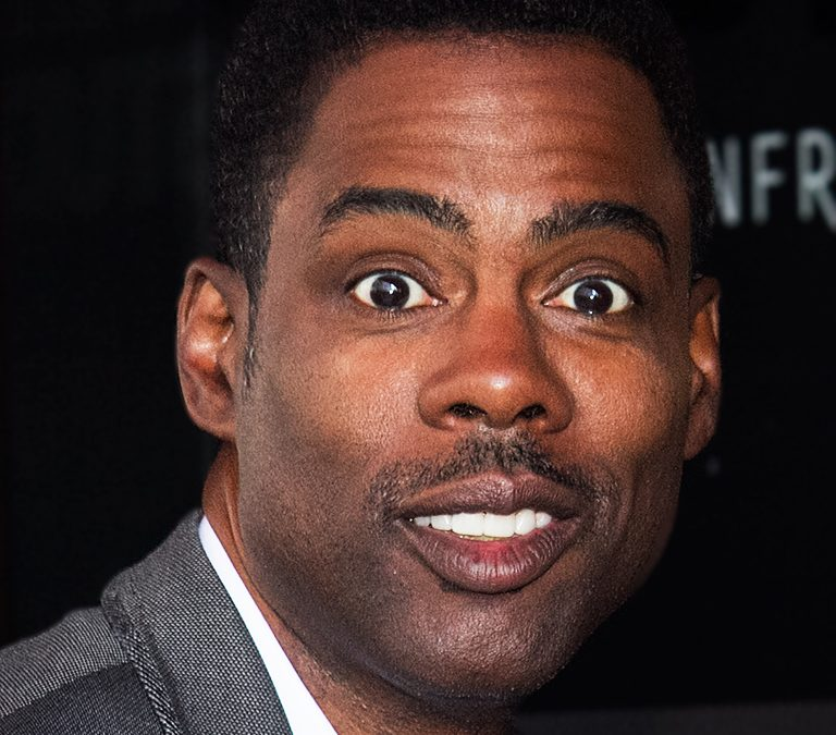Chris Rock Writing a Book Titled 'My First Black Boyfriend'