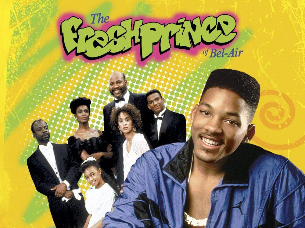 """Will Smith is Developing a """"Fresh Prince of Bel-Air"""" Spinoff"""