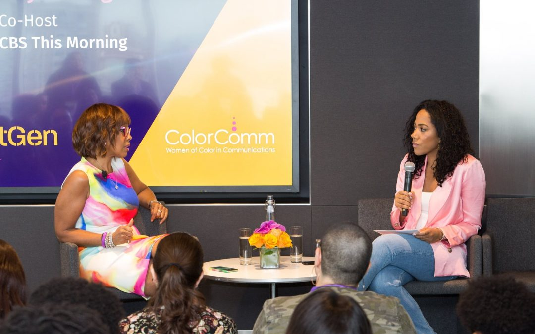 ColorComm is Helping Millennial Women in Communications Level Up in their Careers