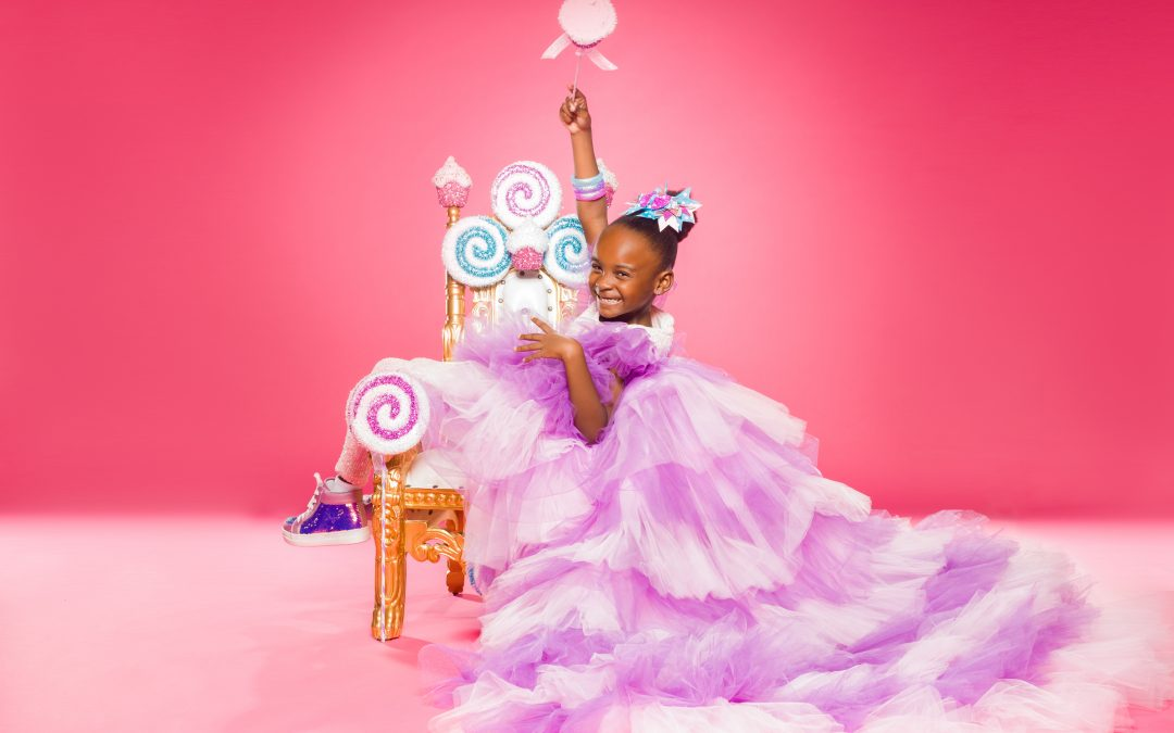 Beauty Maven, Courtney Adeleye's 5-Year-Old Daughter Becomes Youngest CEO to have Accessories on the Shelves at Target