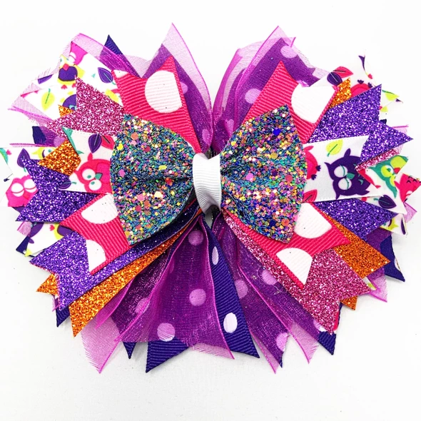 Lily Frilly Bow