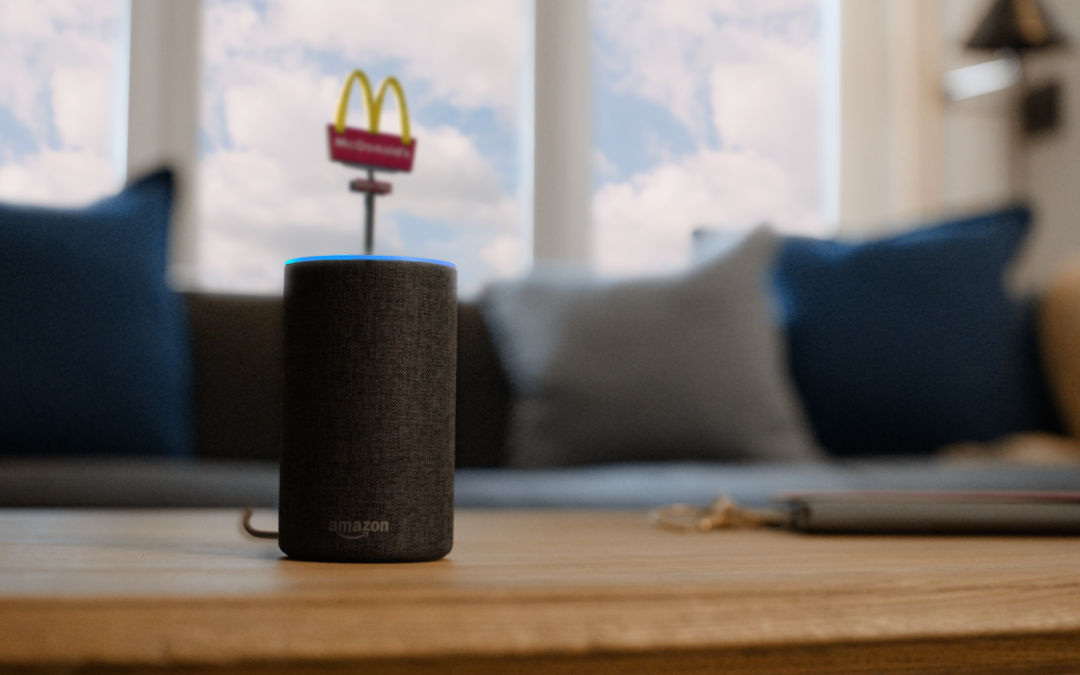 Need a Job? McDonald's Says Ask Alexa