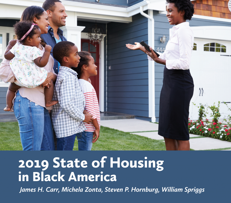 Despite a Strong Economy, Black Homeownership Continues to Struggle
