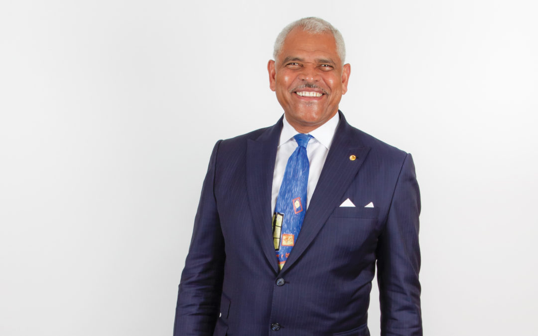 Carnival Corp. CEO Arnold Donald: We Must Expand Pipeline To Increase Black CEOs