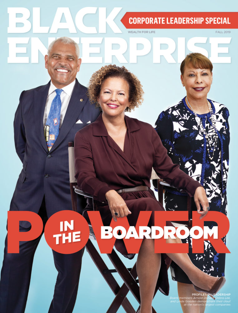 Black Enterprise magazine Fall 2019 issue