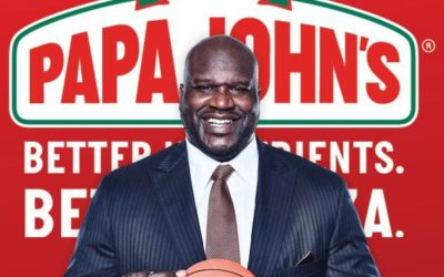 Shaquille O'Neal to bring Papa John's to every HBCU Campus