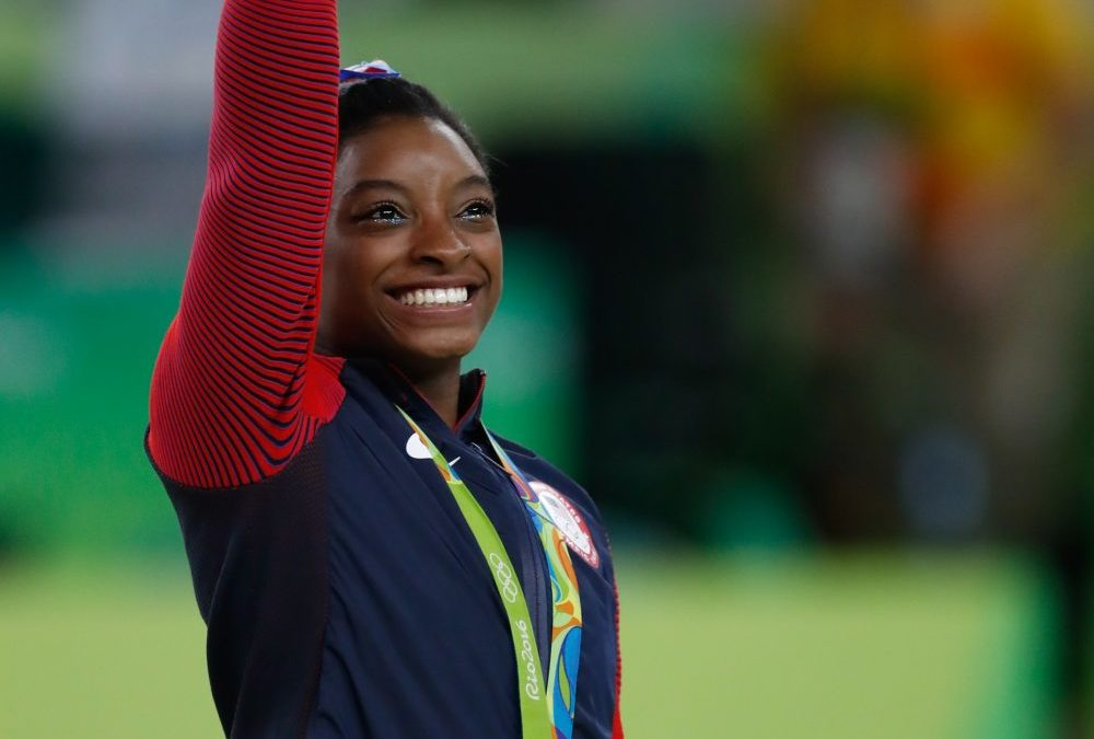 Simone Biles Makes History as the Most Decorated female Gymnast, Has Signature Moves Named After Her