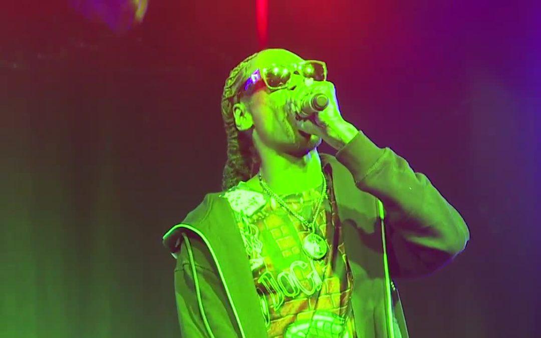 Snoop Dogg Becomes Marijuana Refrigerator Brand Ambassador