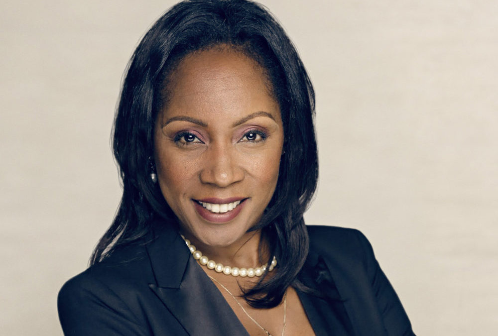 General Motors Executive Tonya Hallett On Being Authentic in the C-Suite