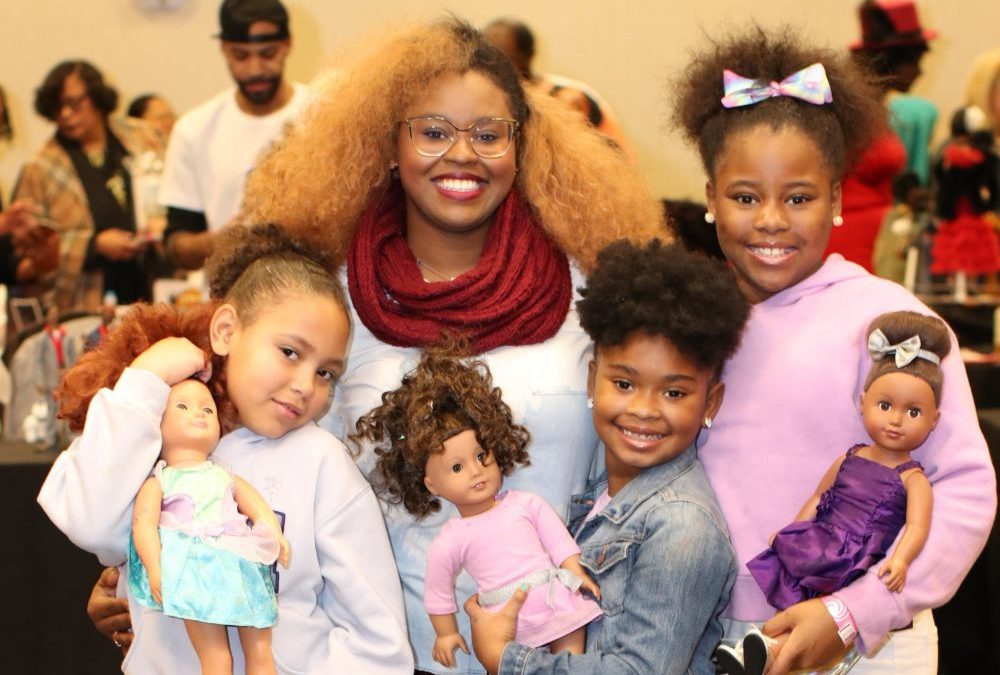 Detroit to Host the Largest Black Doll Expo in the Nation