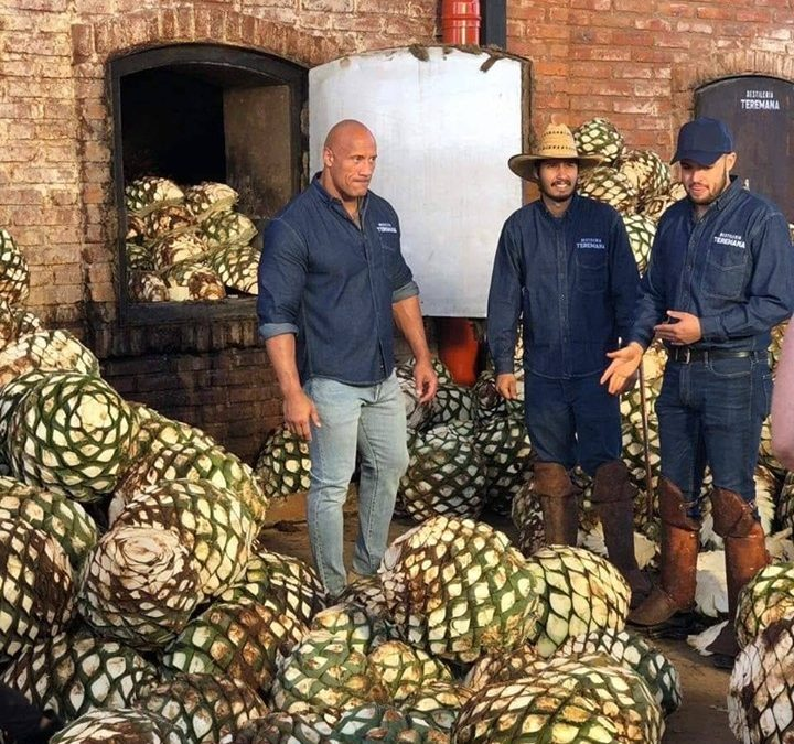 Dwayne 'The Rock' Johnson Launches a New Spirit: Teremana Tequila