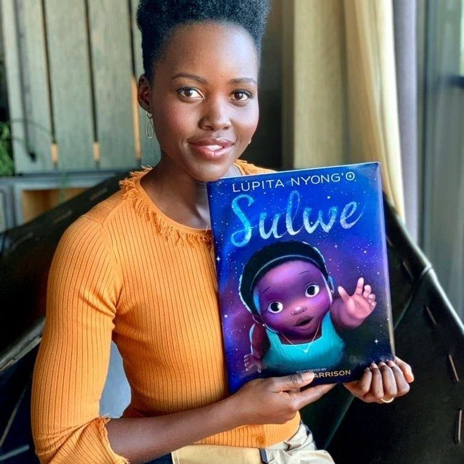 Lupita Nyong'o Tackles Colorism in New Children's Book, Sulwe