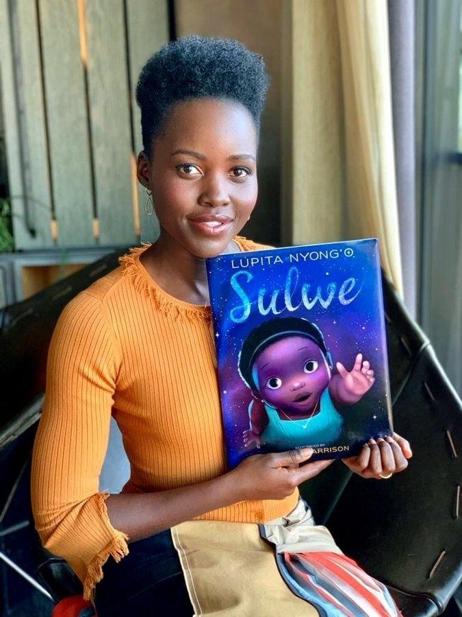 Lupita Nyong'o and Sulwe