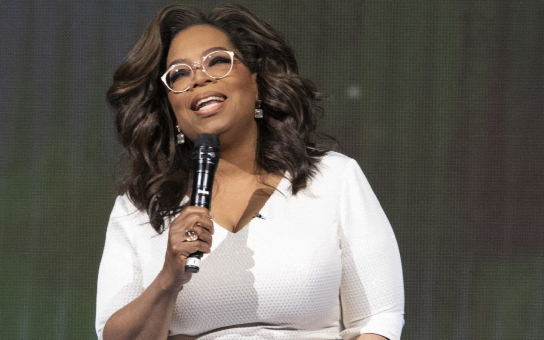 Oprah Donates $13 Million To Morehouse College, Largest In School's History
