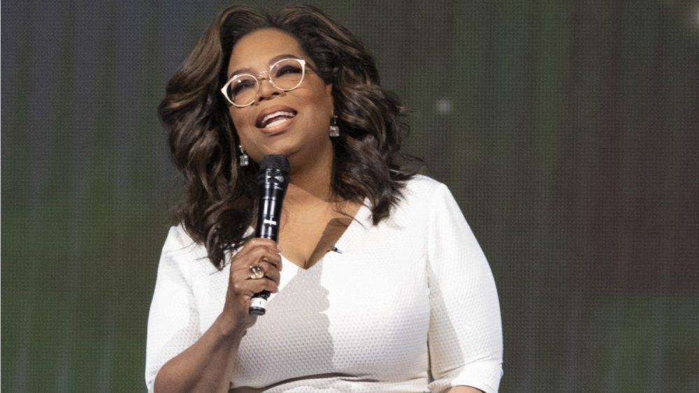 Oprah Winfrey Morehouse