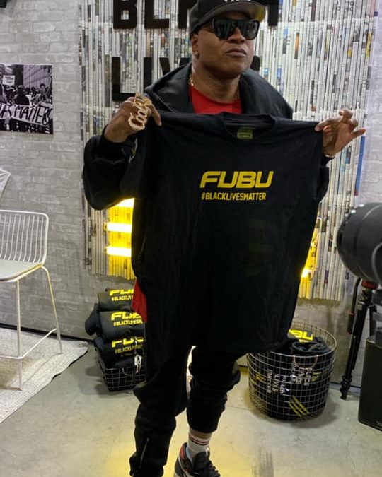 FUBU and Black Lives Matter Release A Political Capsule Collection