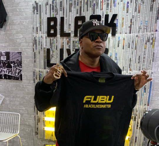 FUBU Black Lives Matter