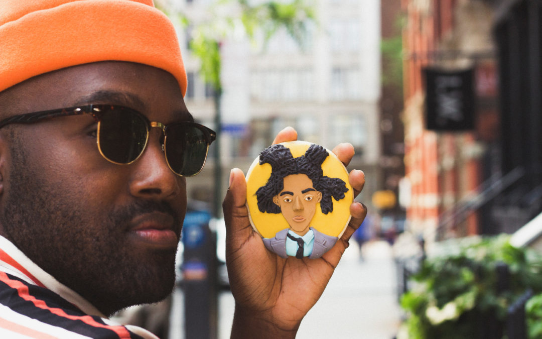 Benny Emeri: Food Artist Bakes In Fashion And Pop Culture For Unique Desserts