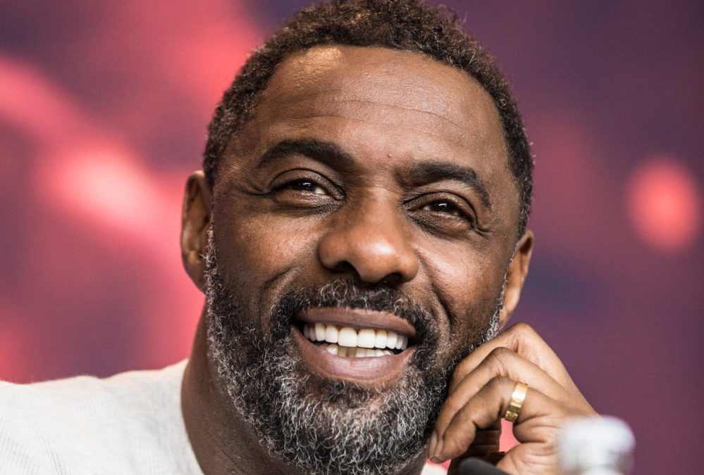 Idris Elba Is Driving with Ford to Launch Electric Mustang-Inspired SUV