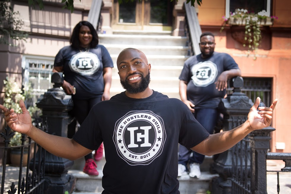 Kevin Beckford: Hustlers Guild Co-Founder Challenges Inequities In The Tech Ecosystem
