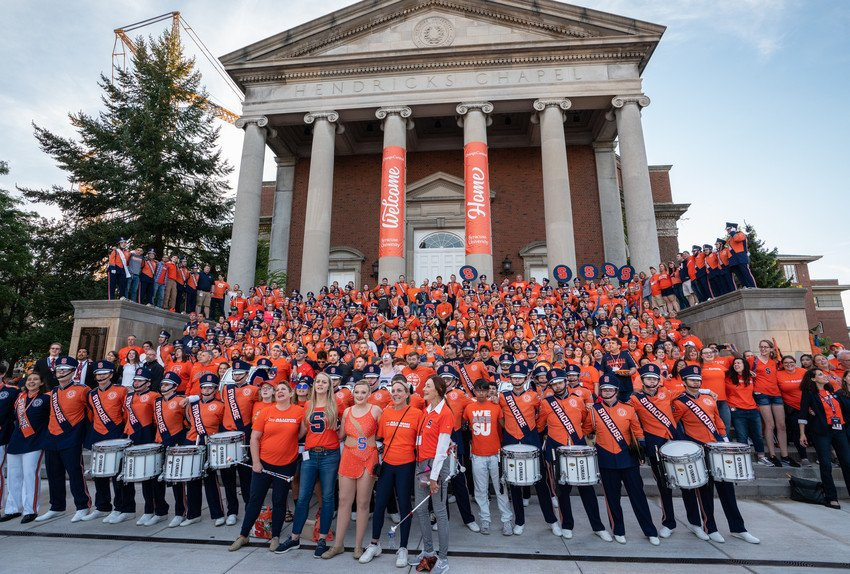 Four Syracuse University students suspended Following String of racist incidents