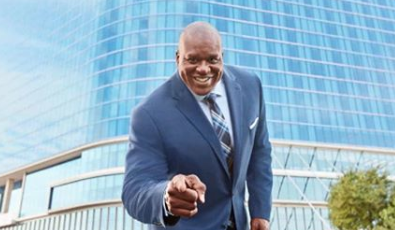 Shaquille O'Neal Opens $80M 'Shaq Tower' in His Hometown of Newark