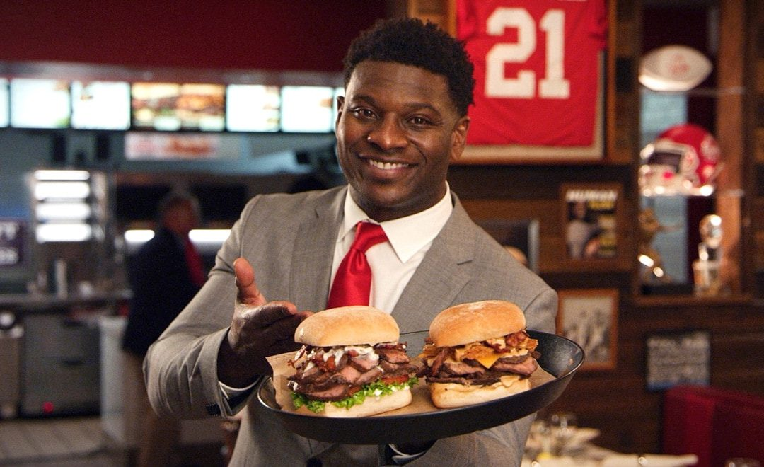 Arby's Turning NYC Location Into LaDainian Tomlinson's Arby's Steakhouse To Celebrate New Steak Sandwiches
