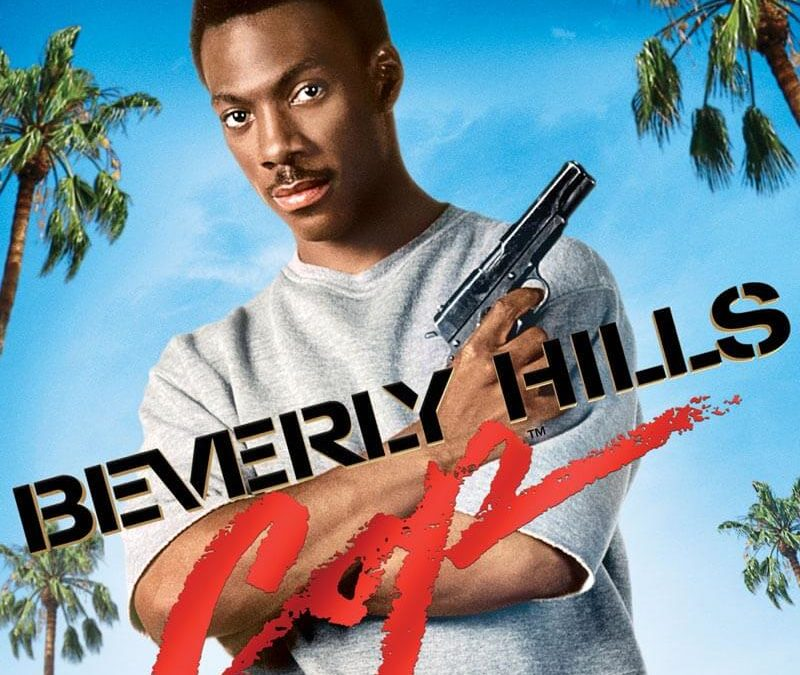 Eddie Murphy Beverly Hills Cop Sequel to Air on Netflix