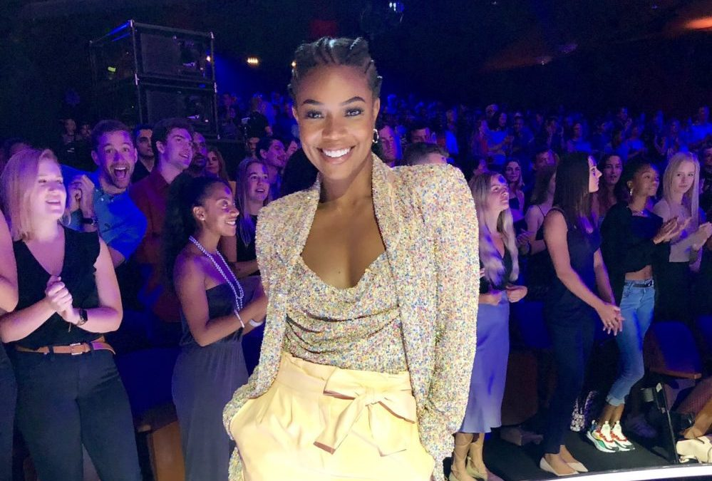 Gabrielle Union Reportedly Fired From 'America's Got Talent' For Speaking Out on Racial Issues