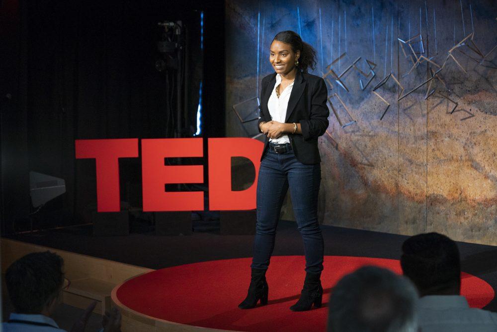 public speaking TED talk
