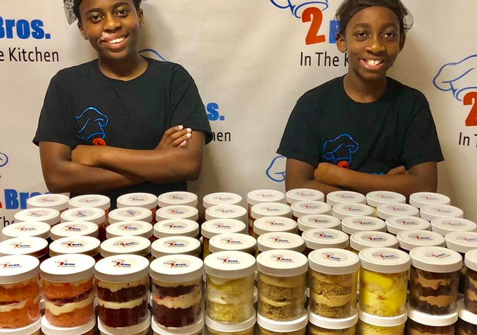 These Teen Entrepreneurs Run A Family Business and Take College Courses