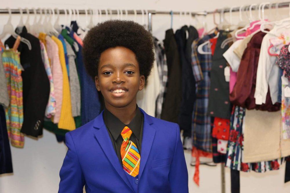 Obocho Peters of Obocho's Closet