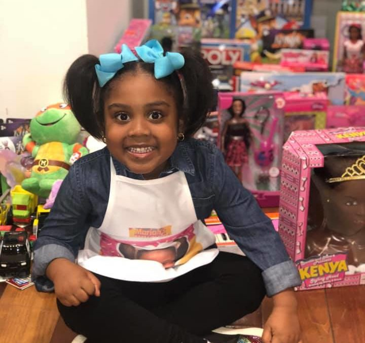 4-Year-Old Entrepreneur Launches Baked Goods Business