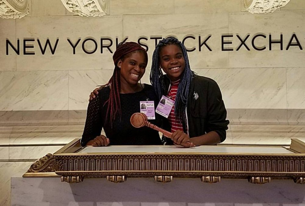 This Black-Owned Tea Brand Is Headed To New York Stock Exchange