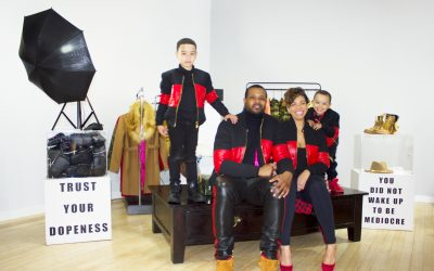 Brandon Williamson: Fashion Entrepreneur Shares Branding Experience With Others