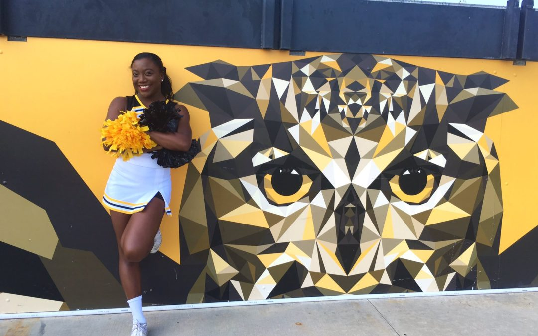 College Cheerleader Punished For Taking A Knee Wins $145,000 Settlement
