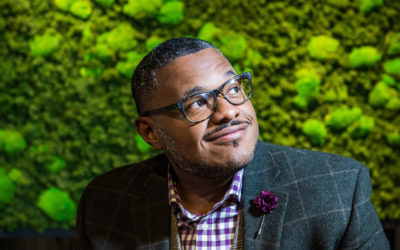 Gerald Yarborough: Creative Executive Paves The Way For Creators Of Color