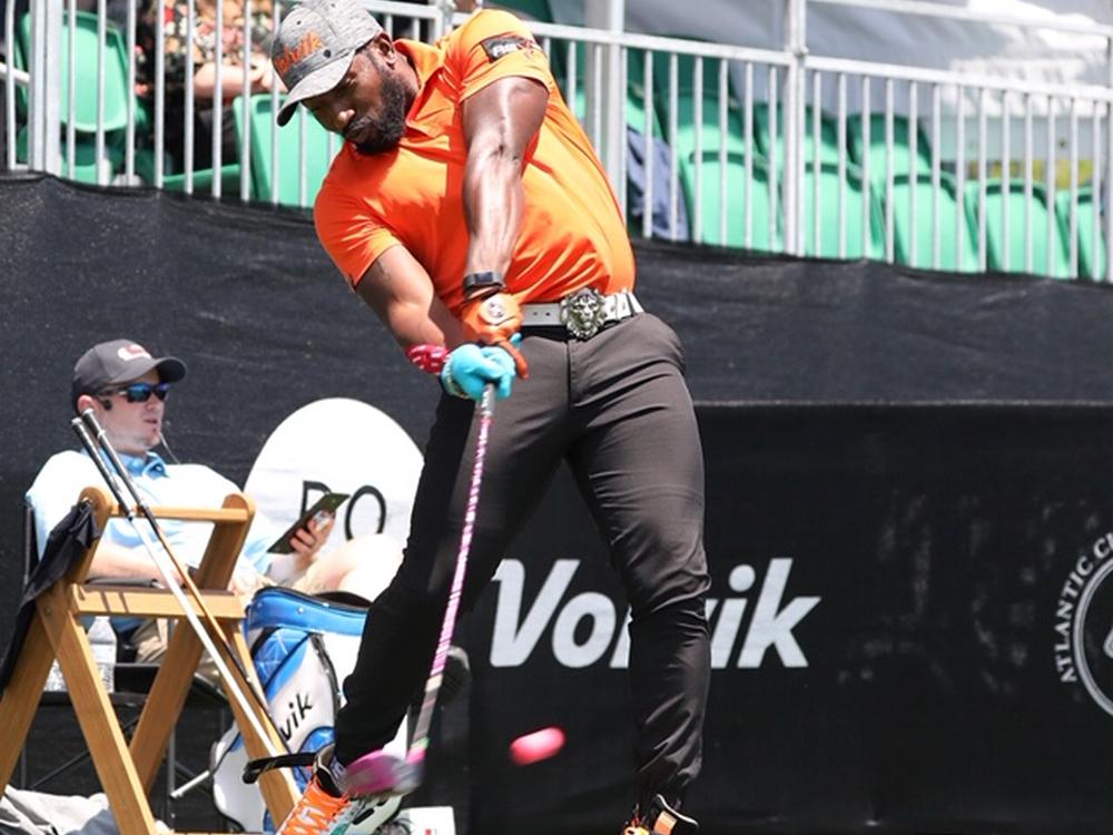 Maurice Allen, World Long Drive, Golf, Diversity