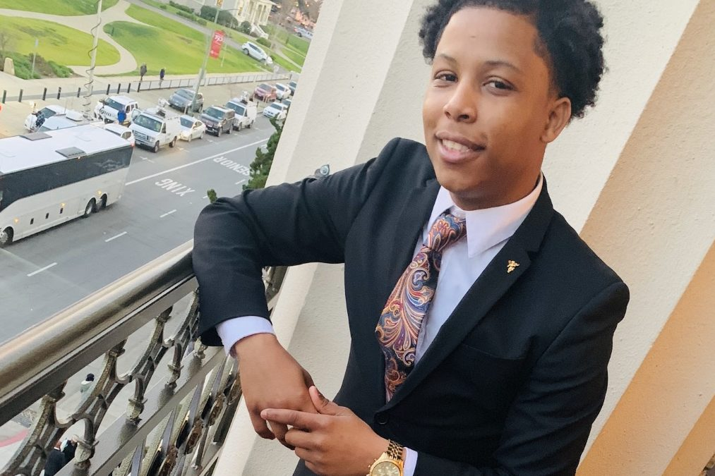 Jared Green: 'The Dreamer' Serves New Orleans As A Nonprofit Founder