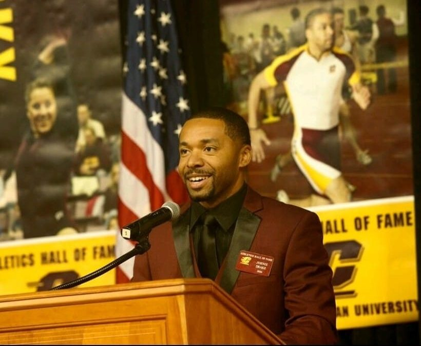 Johnie Drake: Sports Performance Coach Helps Athletes Excel In Life
