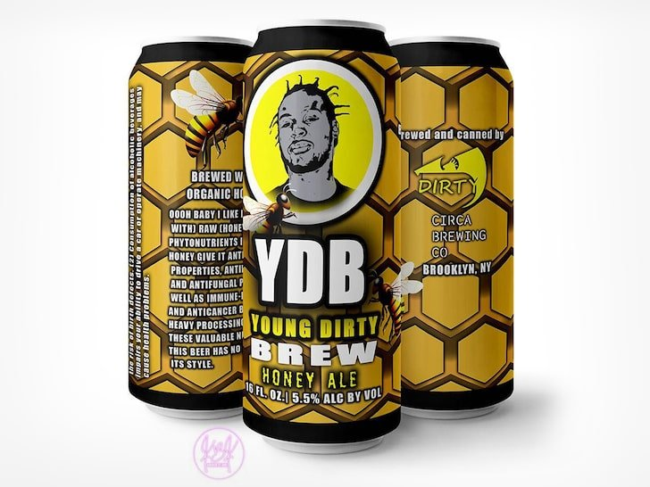 Young Dirty Brew Honey Ale