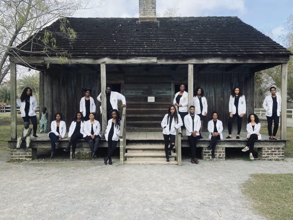 black med students