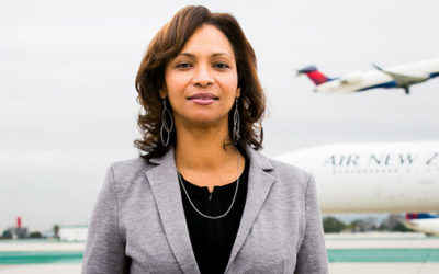This Black Woman CEO Runs Los Angeles' Largest Airports